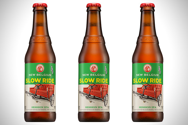 New Belgium Slow Ride