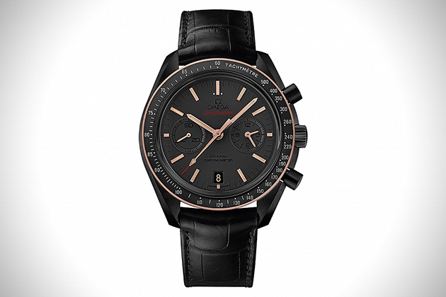 Omega Dark Side Of The Moon Watch Collection 3