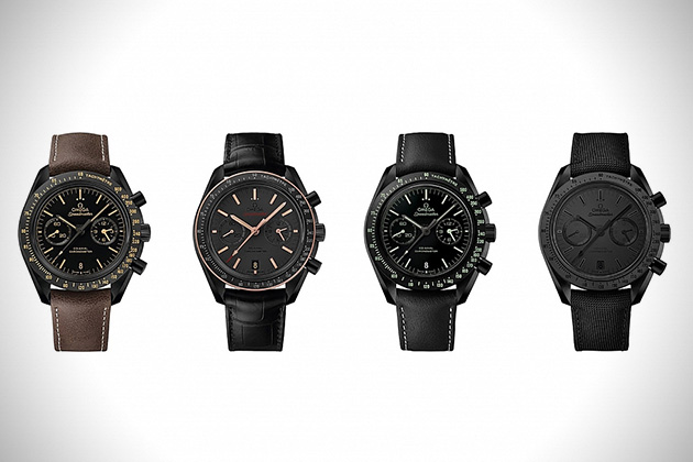 Omega Dark Side Of The Moon Watch Collection 6