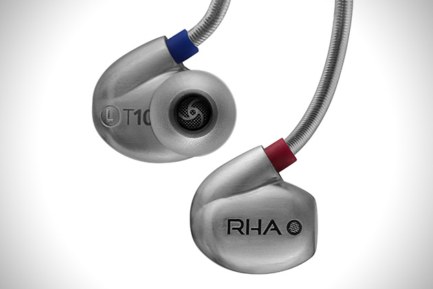 T10i Stainless Steel Earphones 3