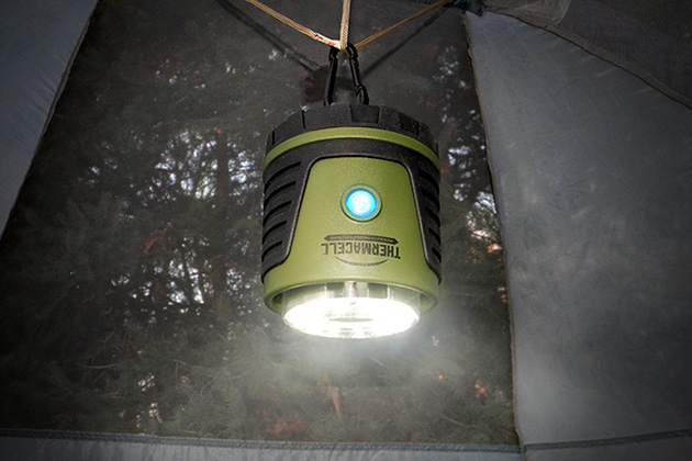 Thermacell Repellent Camp Lantern 3