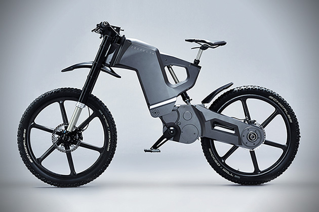 Trefecta DRT Electric Bicycle 2