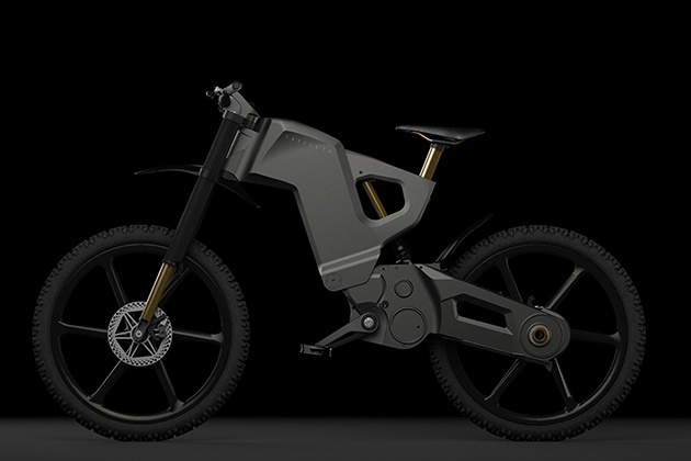 Trefecta DRT Electric Bicycle 5