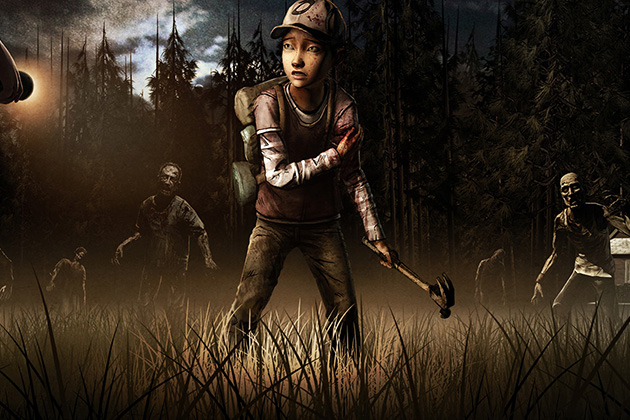 Walking Dead- The Game