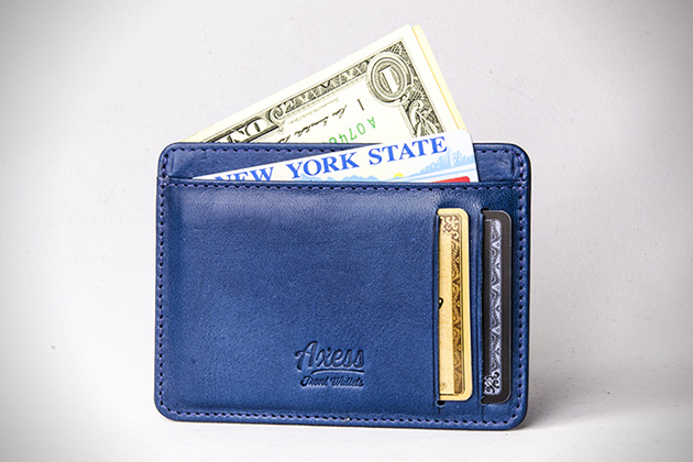 Axess Slim Front Pocket Wallets 3
