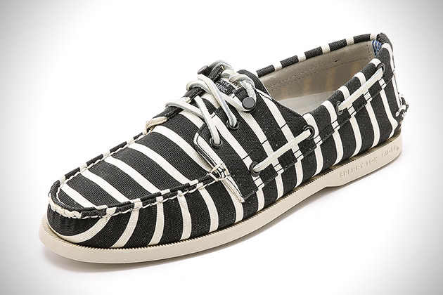 Band of Outsiders for Sperry Topsider AO Stripe