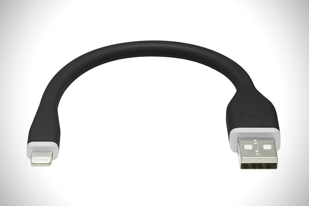 Bendy USB Cable for iPhone 1