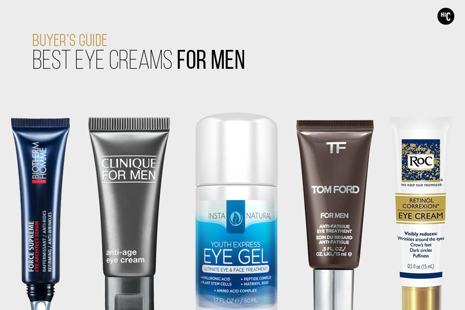 Nip Tuck The 9 Best Eye Creams For Men Hiconsumption