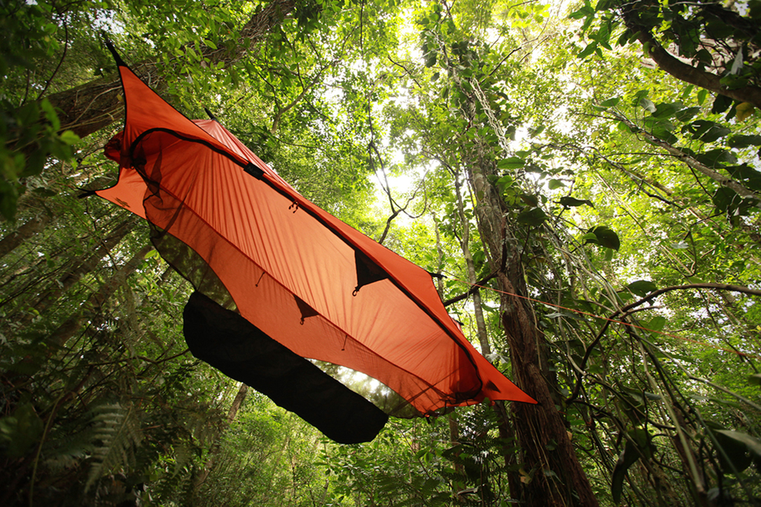 Airborn The 7 Best Suspended Tree Tents & Airborn: The 7 Best Suspended Tree Tents | HiConsumption