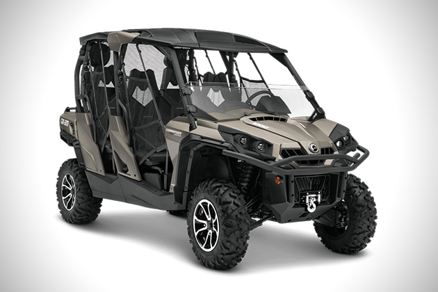 Can-Am Commander Max Limited