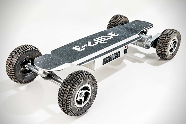 E-Glide Powerboard All-Terrain Electric Skateboard 2
