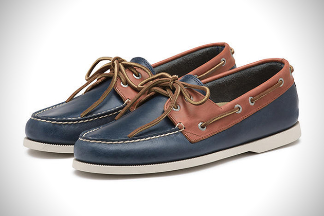 Hampton Two-Toned Boater