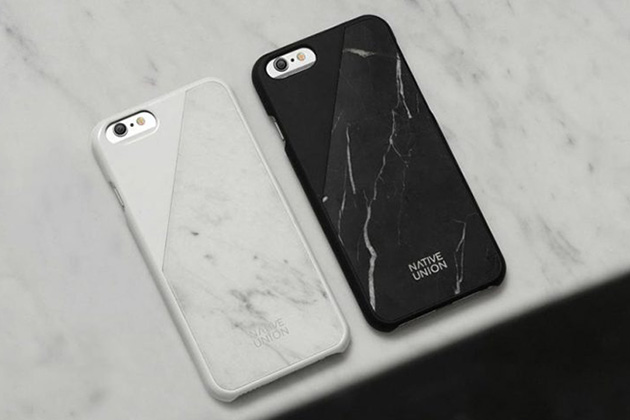 Marble iPhone 6 Case by Native Union 2