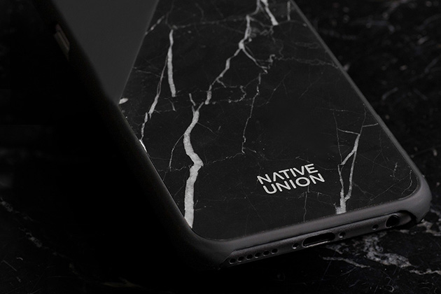 Marble iPhone 6 Case by Native Union 3
