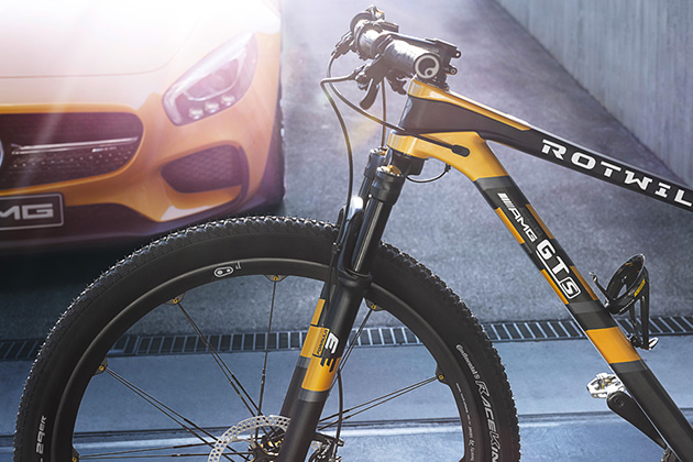 Mercedes-AMG x Rotwild GT-S Bicycle 2