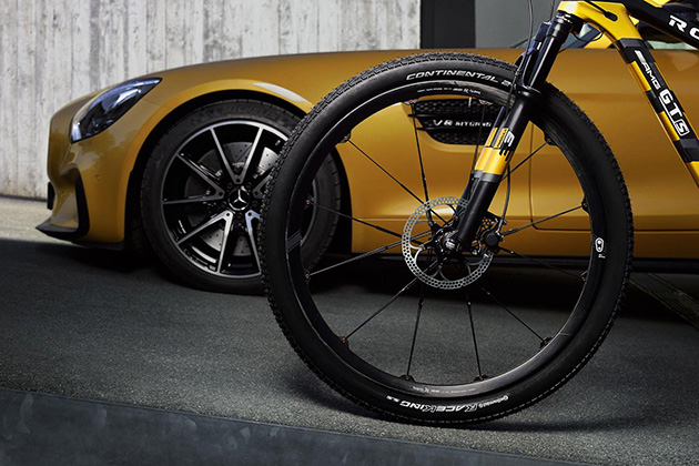 Mercedes-AMG x Rotwild GT-S Bicycle 3