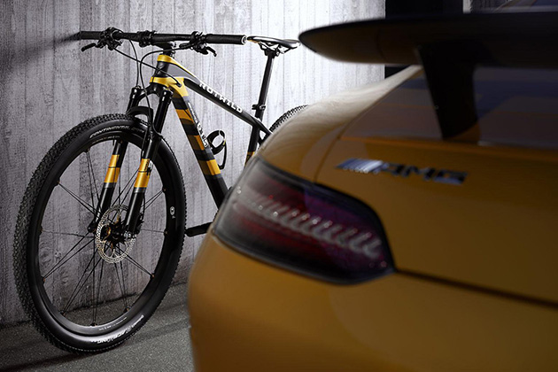Mercedes-AMG x Rotwild GT-S Bicycle 4