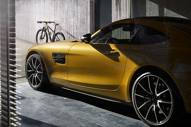 Mercedes-AMG x Rotwild GT-S Bicycle 5