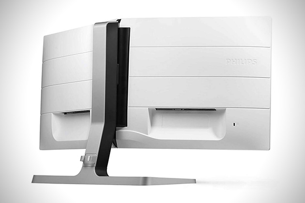 Philips Two-in-One LCD monitor 4