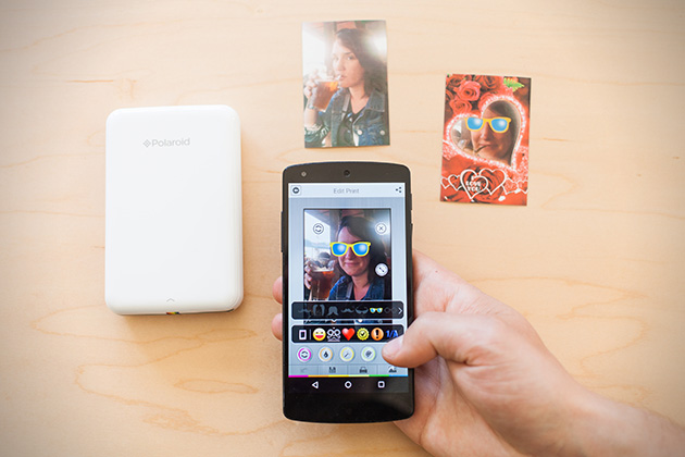 Polaroid Zip Instant Mobile Printer 2