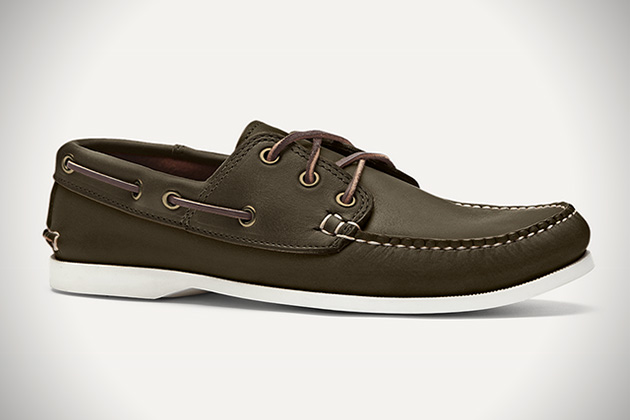 Quoddy Classic Boat Shoe
