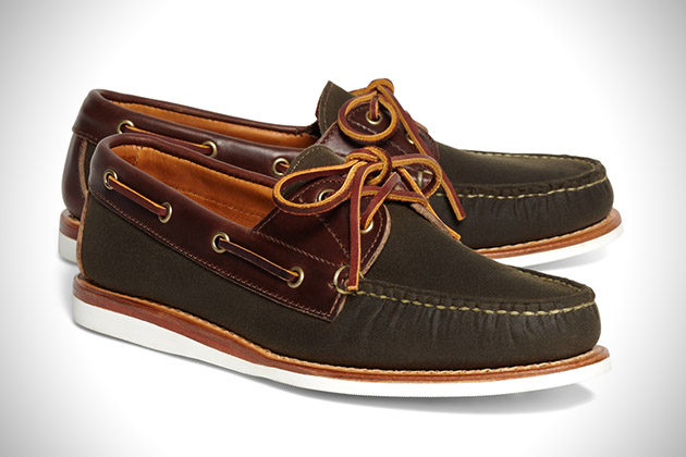 0bc40d036a Out to Sea: 20 Best Boat Shoes for Men | HiConsumption