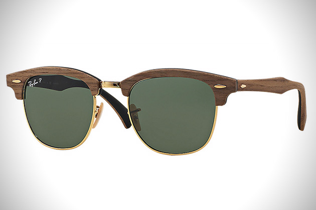 Ray-Ban Clubmaster Wood 3