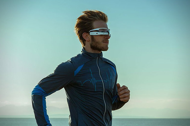Recon Jet Smart Glass for Sports 4