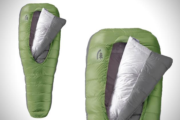 Sierra Designs DriDown Backcountry Bed