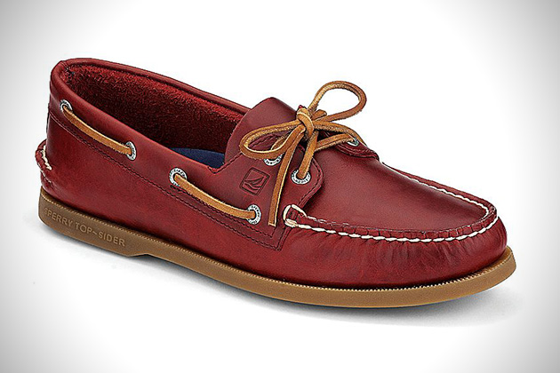 Sperry Authentic Original Cyclone Leather 2-Eye
