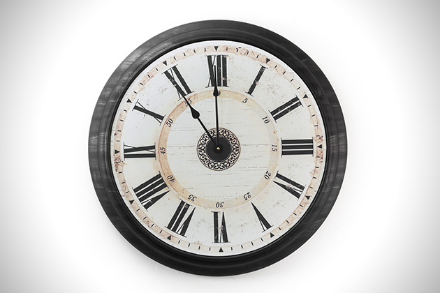 Tactical Wall Clock Hidden Gun Storage 3