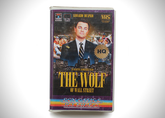 VHS Covers For Modern Movies Shows 5