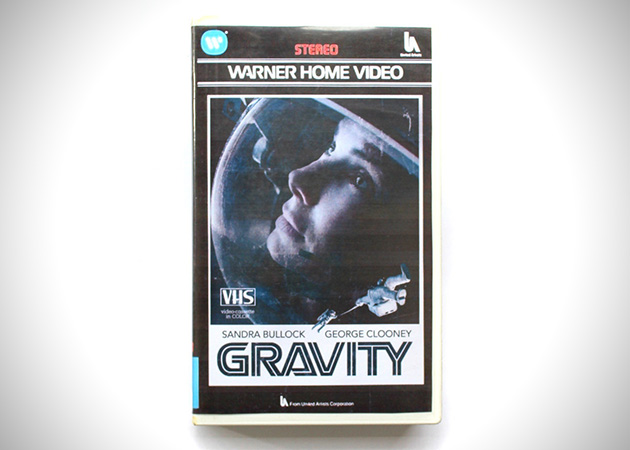 VHS Covers For Modern Movies Shows 8