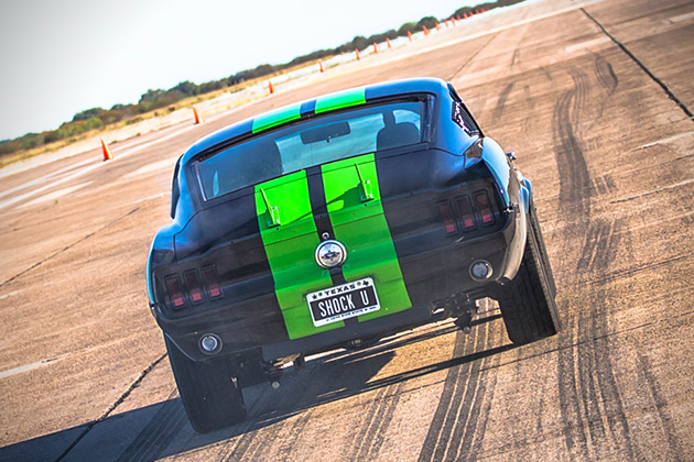 Zombie 222 Electric 1968 Mustang 2