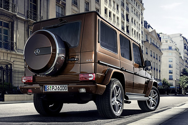 2016 Mercedes Benz G Cl 5