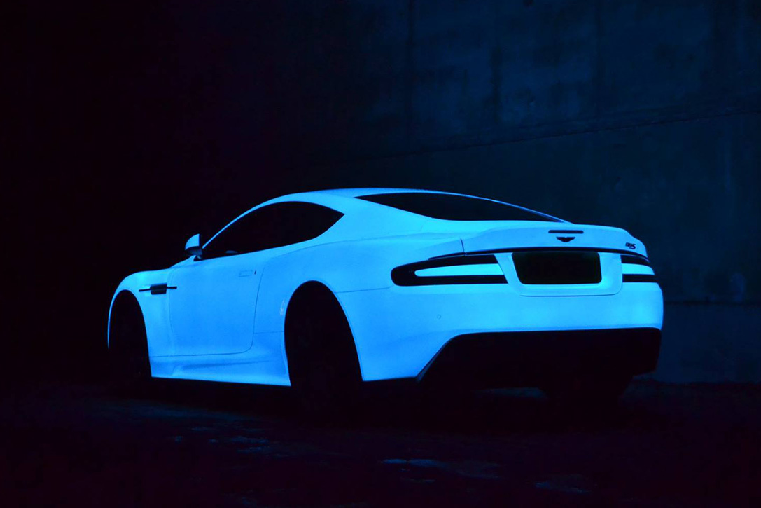 Aston Martin DBS V12 Glow by Nevana Designs 2