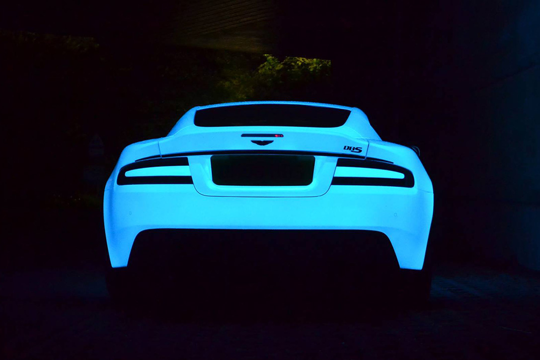 Aston Martin DBS V12 Glow by Nevana Designs 3