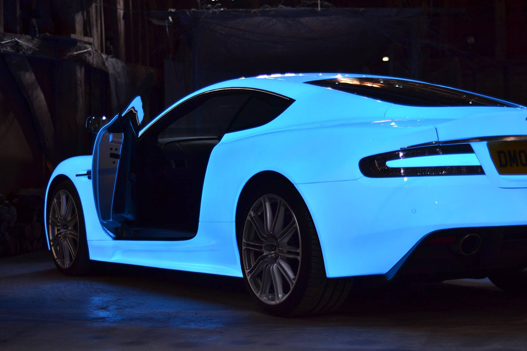 Aston Martin DBS V12 Glow by Nevana Designs 4