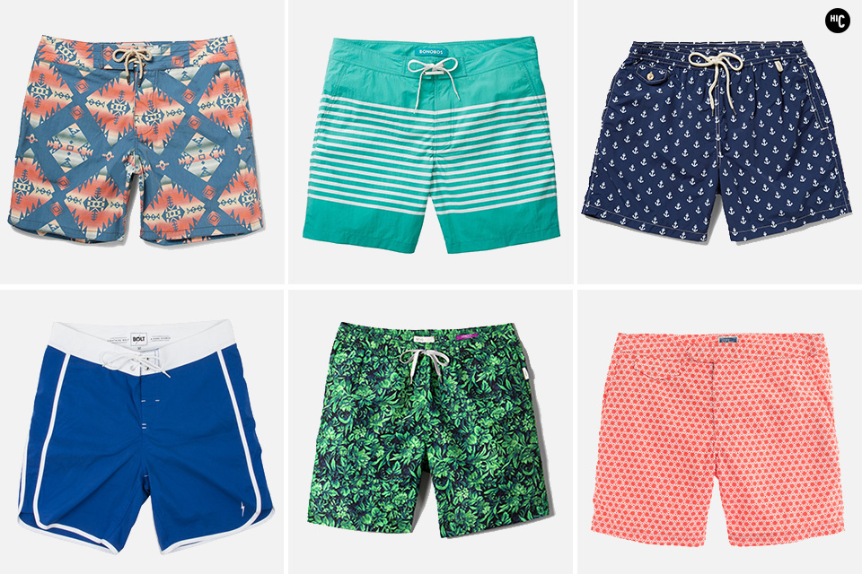 24464605f0 The 25 Best Men's Swim Trunks For Summer | HiConsumption