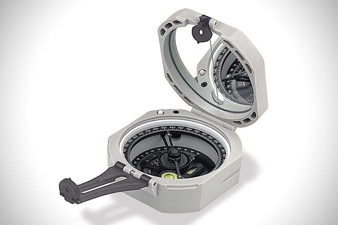 Brunton International Pocket Transit Compass