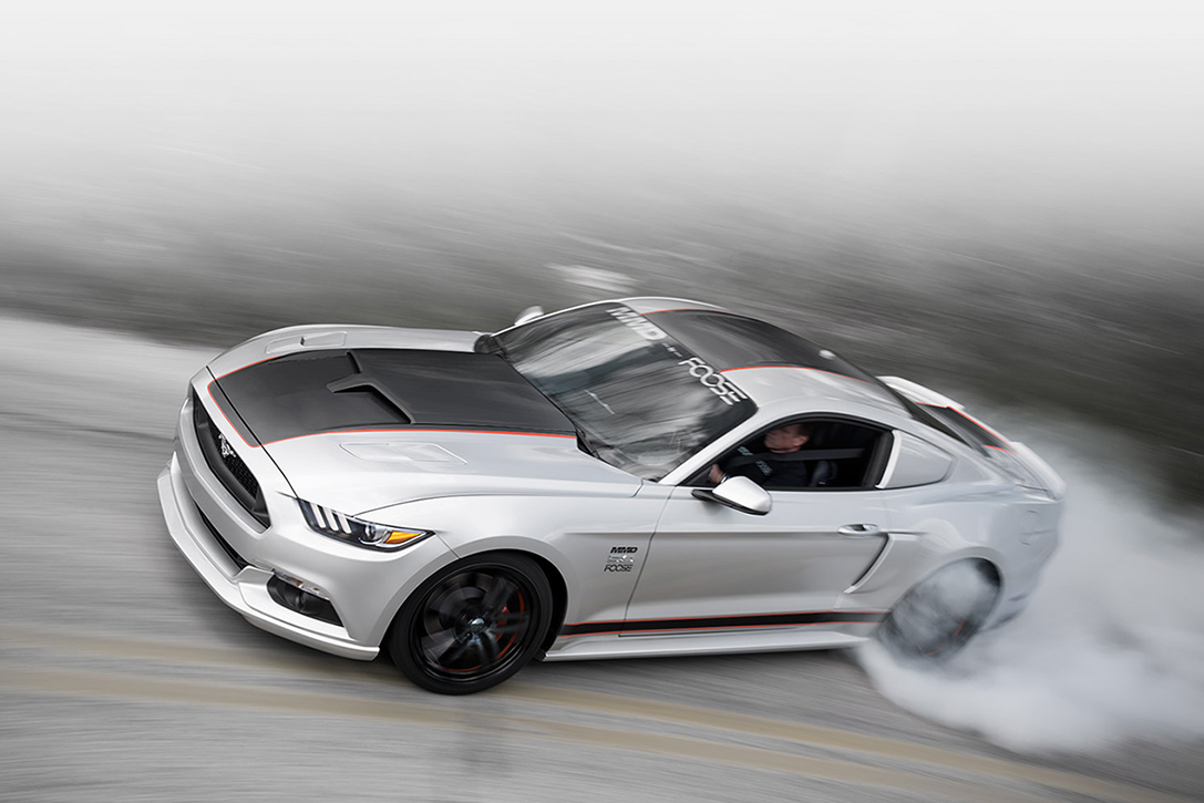 Chip Foose x MMD 2015 Ford Mustang GT 1