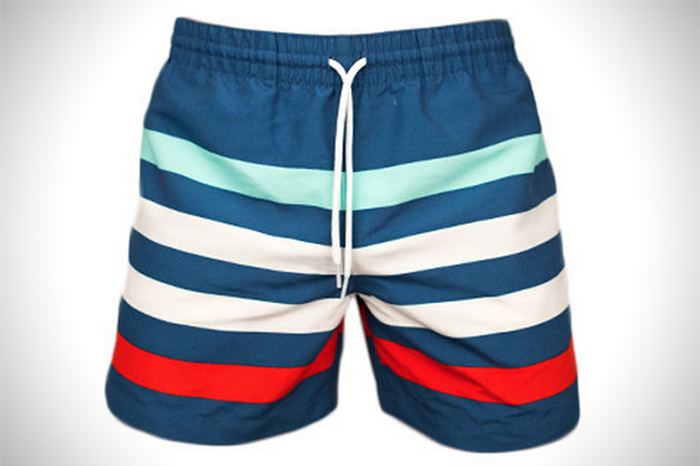 Chubbies Gazillionaires Board Shorts