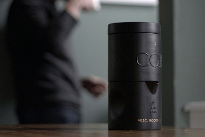 Coil Coffee Chiller 2