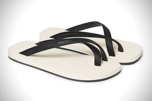 Dan Ward Two-Tone Flip-Flops