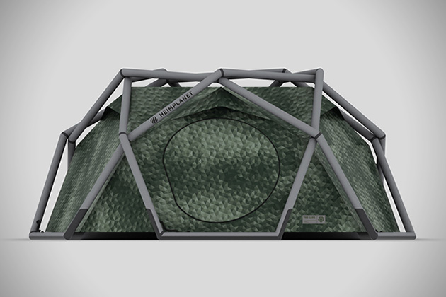 Heimplanet Cairo Camo Fistral Tent 2
