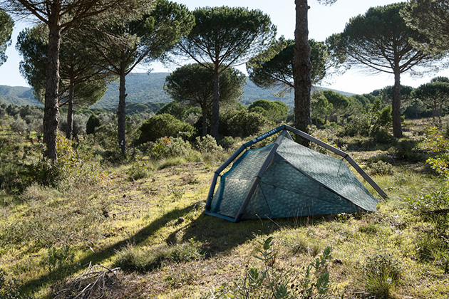 Heimplanet Cairo Camo Fistral Tent 3
