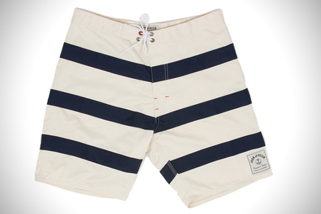 Iron and Resin Revival Board Shorts