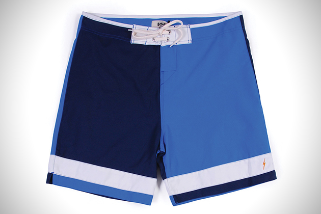 Lightning Bolt Triton Board Shorts