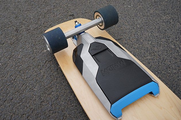 Mellow Electric Drive Skateboards 2