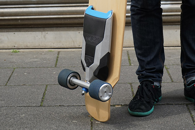 Mellow Electric Drive Skateboards 3